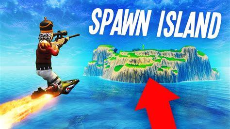 fortnite island rocket to spawn island on fortnite