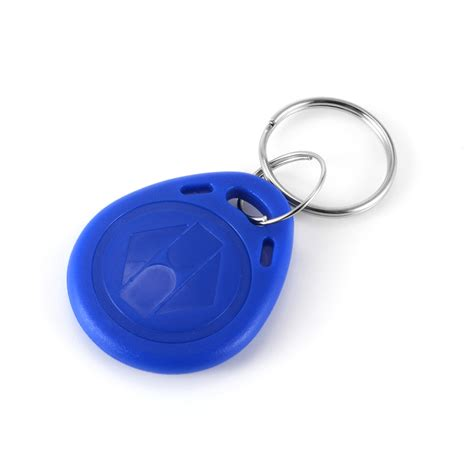 hid card reader blue light mini handheld rfid id card copier reader writer with 10