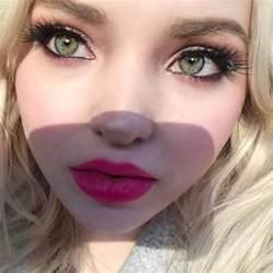 dove cameron eye color dove cameron makeup black eyeshadow brown eyeshadow