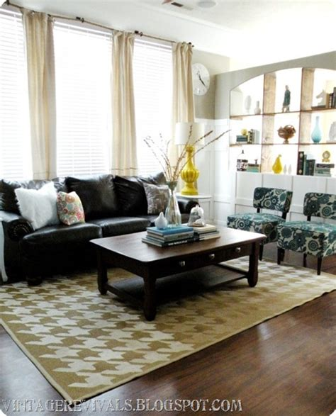 room makeover ideas vintage revivals hailee s living room makeover reveal