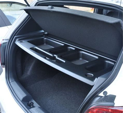 Golf Auto Boot Open by 1pc Car Rear Tail Trunk Storage Box Tank Space Glove