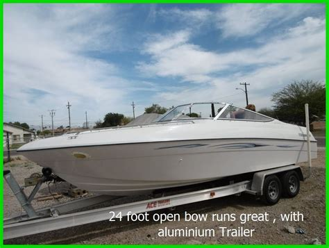 four winns open bow boats for sale four winns 24 open bow 1995 for sale for 8 999 boats