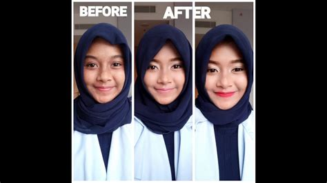 tutorial makeup natural sawo matang tutorial make up natural wardah untuk kulit sawo matang