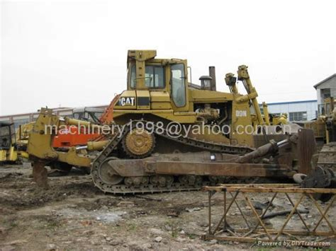 sell used bulldozer of cat d9n china trading company