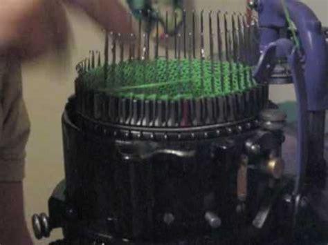 csm knitting machine no wrap heels on the circular sock machine csm