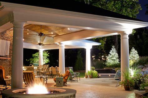backyard landscape lighting cincinnati outdoor lighting led landscape lighting tepe