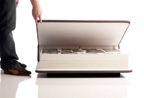 The Remembrance Coffee Table Looks Like A Photo Album Coffee Table Photo Albums