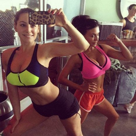 17 images about fitness health on pinterest kelly kelly brook shows off amazing fitness transformation on