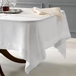 matouk lucerne formal white or ivory tablecloths napkins