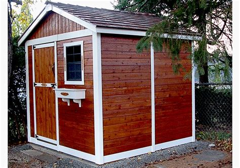 8x8 Shed Garden Shed 8x8 Gardener Outdoor Living Today