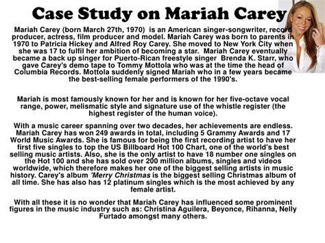 testo carey carey study