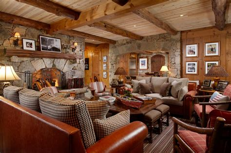 interior decorating one room kitchen 10 cozy cabin chic spaces we re swooning hgtv s