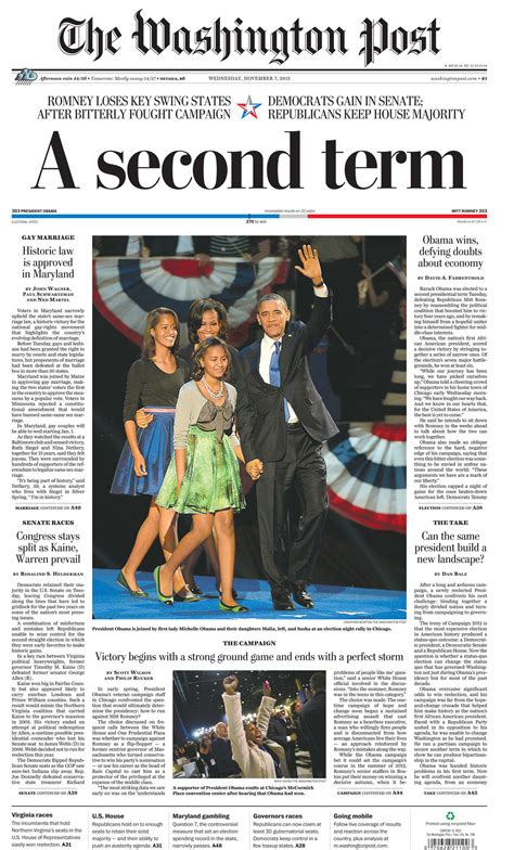 Free Photo Newspaper Front Page Free Image On Pixabay 433597 Newspaper Front Pages Feature Obama S Re Election Oregonlive