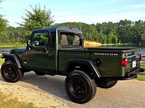 Jeep Rubicon Truck For Sale Sell Used 2006 Jeep Wrangler Tj Rubicon Aev Brute