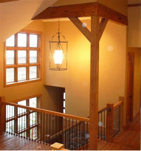split level entryway light rest of house fixtures split foyer railings and foyers on pinterest