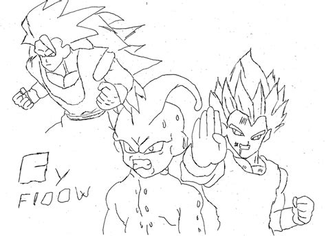 goku vs vegeta coloring pages games free coloring pages of kid vs kid goku