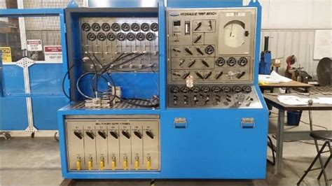 hydraulic test bench hydraulic test benches save drilling contractors money the subsea company