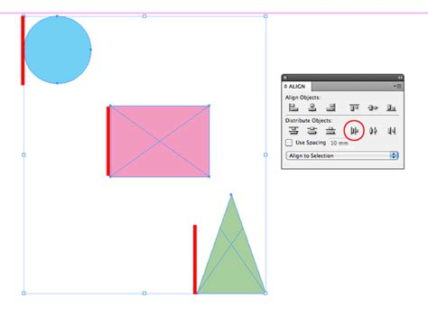 qt horizontal layout alignment quick tip how to use the align panel in adobe indesign