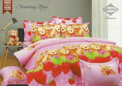 Sprei Kendra Premiere 160x200 8 mycelia shop bed sheet bed cover by kendra premiere