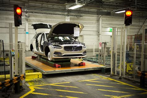 volvo cars   strength  strength    rolls  production  volvo car