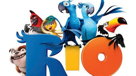 cartoon film a to z rio 2011 tapety na pulpit