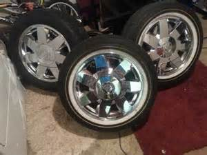 Cadillac Rims And Tires Cadillac Vogue Mitula Cars