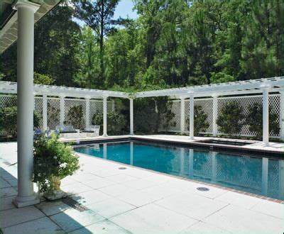 walpole woodworkers coupons formal poolside pergola wood pergolas vinyl pergolas