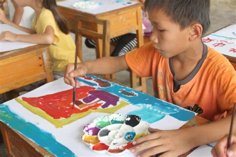 painting child coating companies bring paint to china s youth