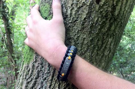 wazoo minimalist survival bracelet 171 preparedness 171