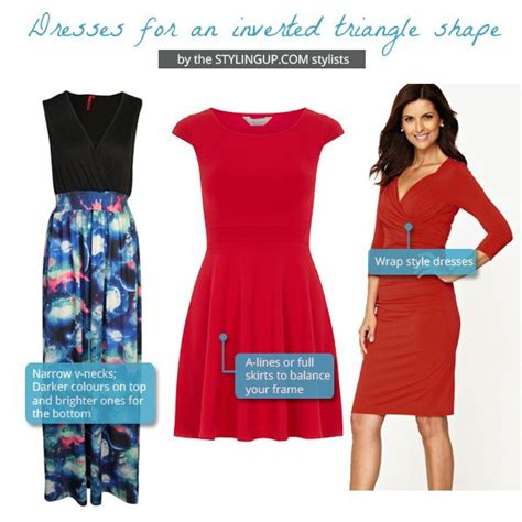 inverted triangle bog stomach style tips find the perfect dress for your inverted
