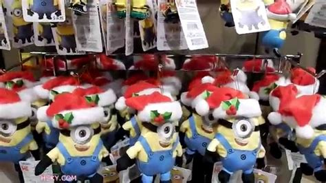 universal gifts for christmas v 132 hsky minion gifts shopping universal studios despicable me 2014 hd