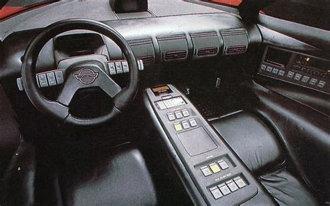 1986 Corvette Interior Parts by 1986 Chevrolet Corvette Indy Concepts
