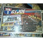 GI JOE VINTAGE TYCO Electric Trucking &amp Slot Car  Free