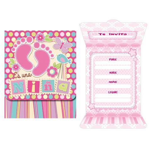 Tarjetas Para Baby Shower De Ni O by Hermosa Invitacion Para Babyshower O Bautizo Baby Shower