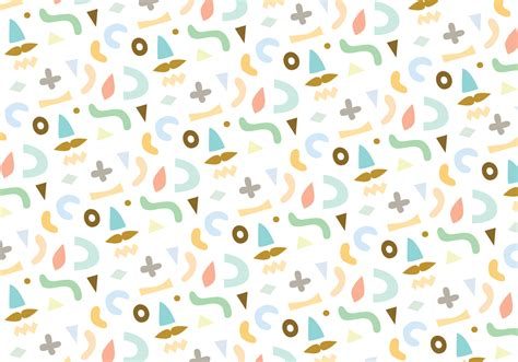 vector pattern pastel free pastel abstract shape pattern vector download free