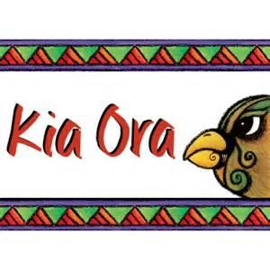 Kia Ora Kia Ora Maori Posters