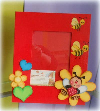 cornici portafoto per bambini cornici portafoto per bambini dipinte in acrilico e