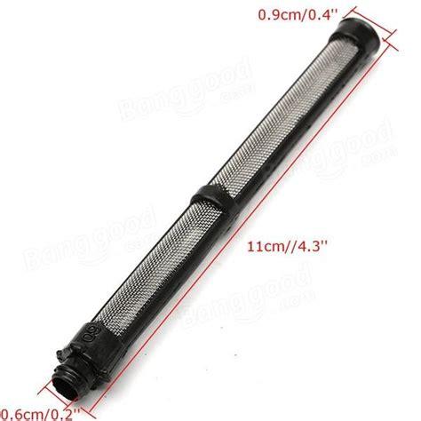 Airless Spray Gun Filter No 60 50pcs 60 mesh airless spray gun filter for graco airless paint spray gun sale banggood