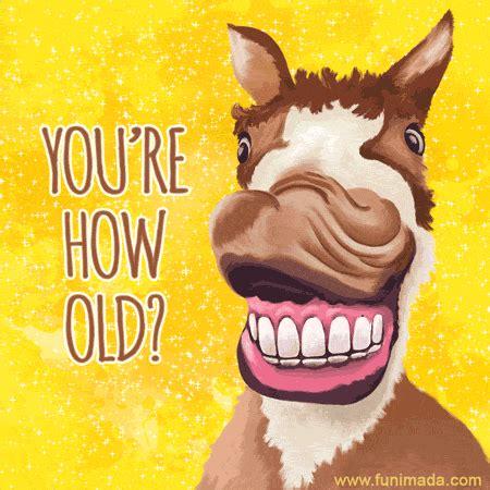 youre   funny happy birthday gif