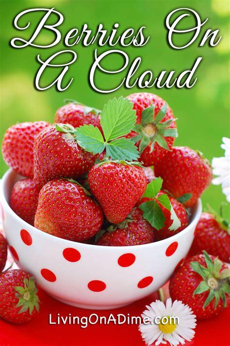 strawberry recipes tasty  easy ways