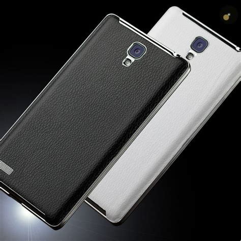 0364 Hardcase 3d Xiaomi Redmi 4a luxury pu leather back cover for xiaomi redmi note