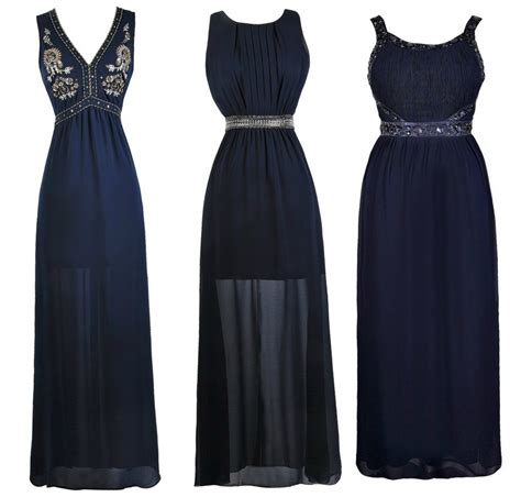 Navy Blue Bridesmaid Dress by Wedded Bliss Navy Blue Bridesmaid Dresses Lilyboutique