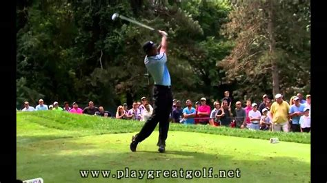 tiger iron swing tiger woods iron swing front 2013 pga chionship youtube