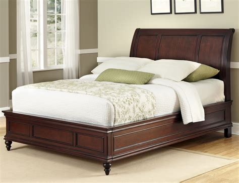 california king bed prices home styles lafayette king sleigh bed home furniture