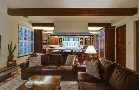 Kitchen Living Room Open Floor Plan Johnny Depp Buys 4 4 Million Home For Ex Business Insider