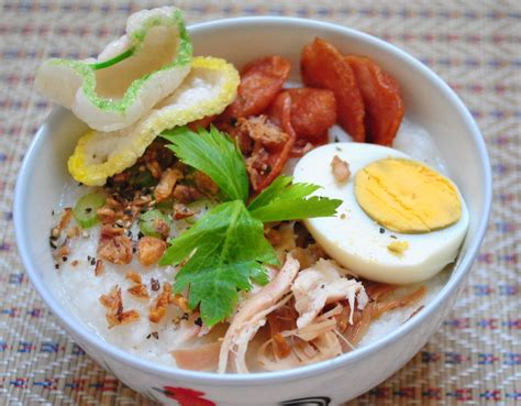 membuat cakwe mudah cara membuat bubur ayam mudah dan spesial resep harian