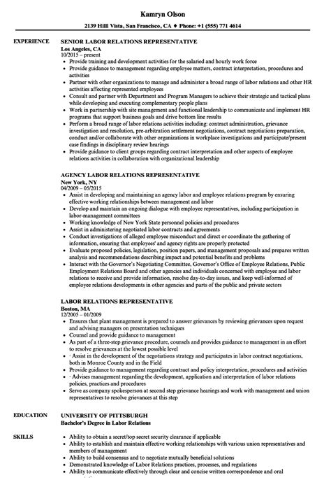 Labor Relations Specialist Cover Letter by Customer Relations Specialist Sle Resume Enterprise Data Architect Cover Letter