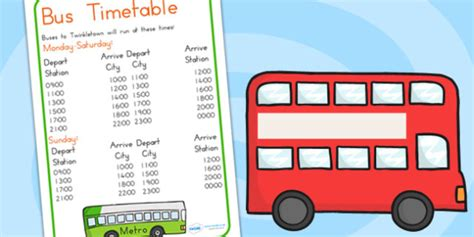printable bus tickets for role play bus station role play timetable bus station transport bus