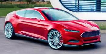 2018 ford fusion coupe redesign release new ford redesign