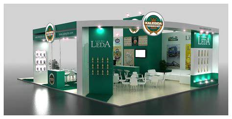 exhibition layout 3d kale gida exhibition stand design 3d by griofismimarlik on